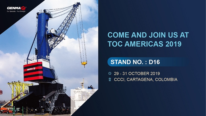 Come and join us at TOC Americas 2019!