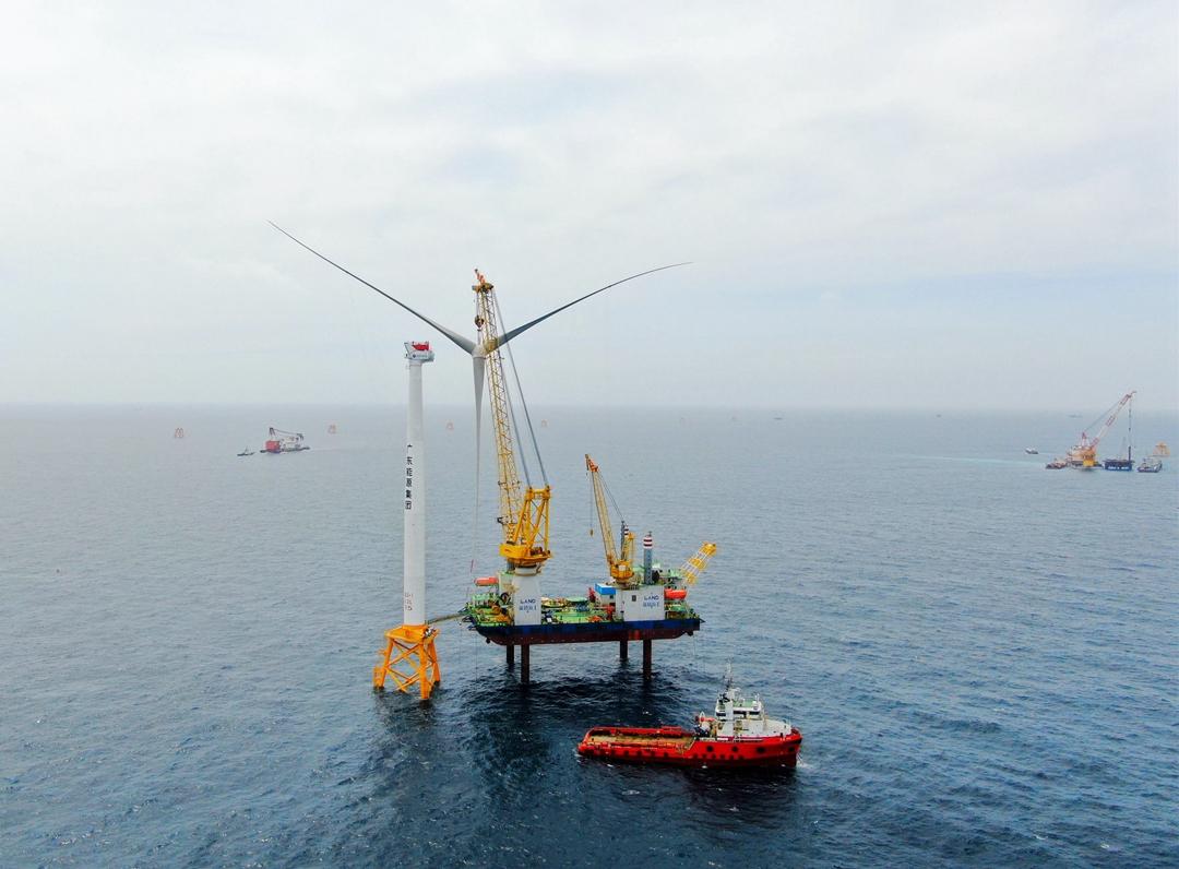 RHI offshore platform boosts offshore wind power installation