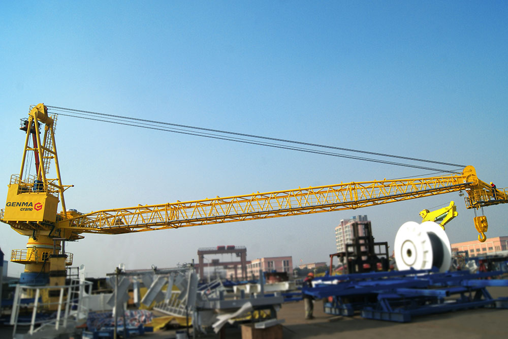 RHL Series Offshore Crane