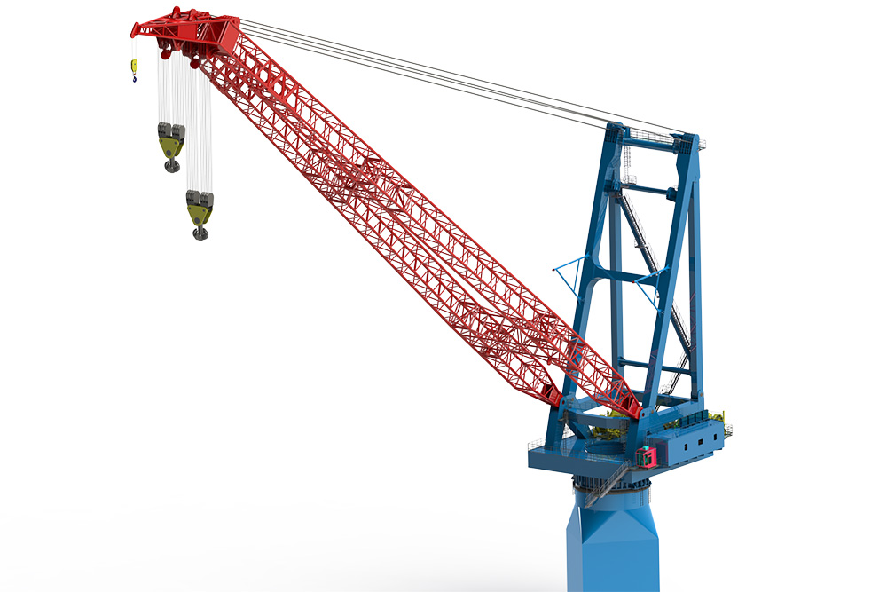 RHS系列重型海洋起重机