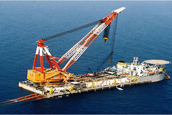 RHF Series Heavy Offshore Crane
