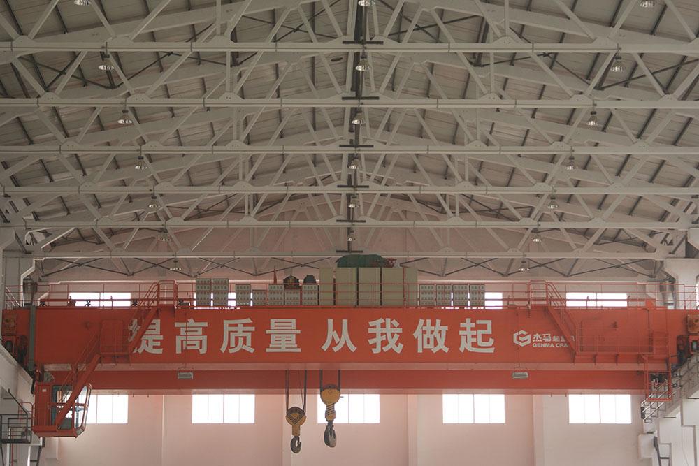 Multipurpose Overhead Crane