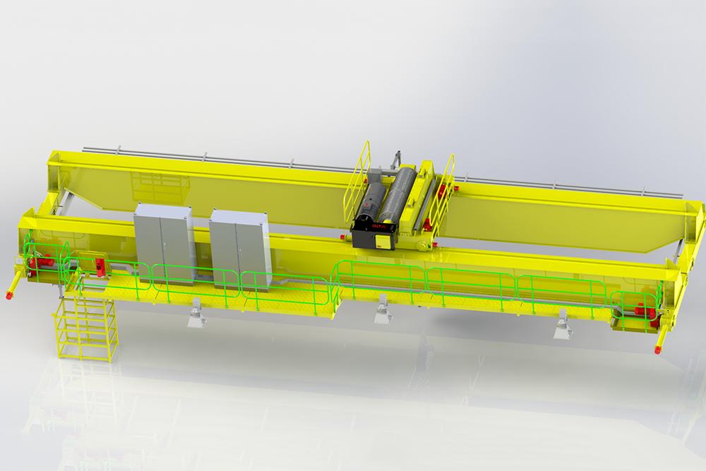 RDQ1(欧式)桥式起重机