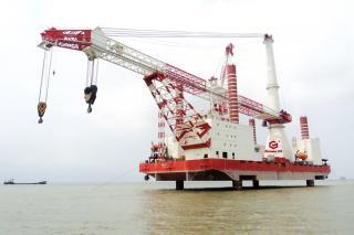 RHM系列海洋起重机