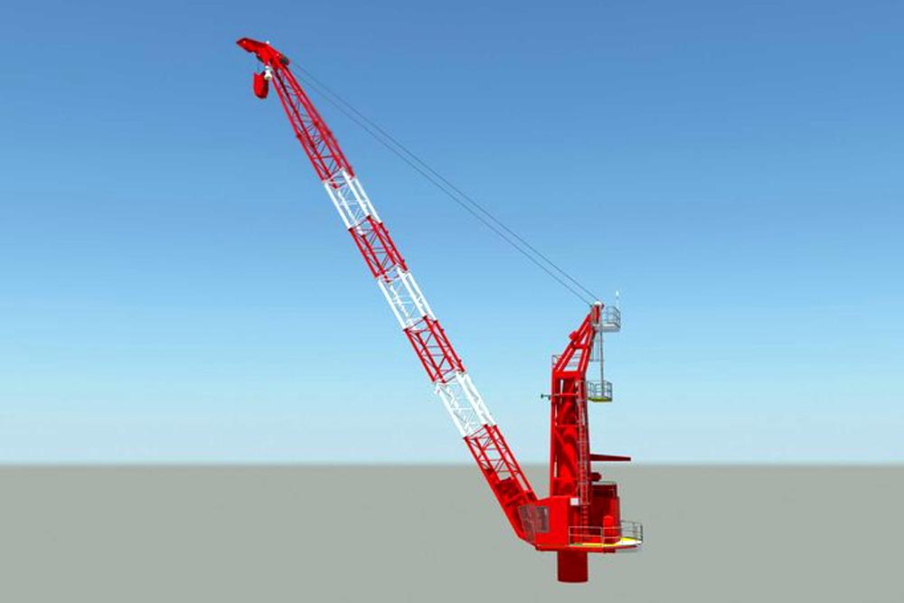 RHK系列海洋起重机