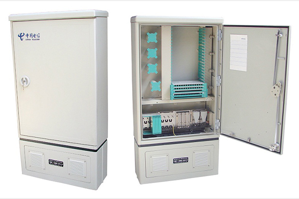 W-TEL-CCA-Series Splitter fiber cross connection cabinet