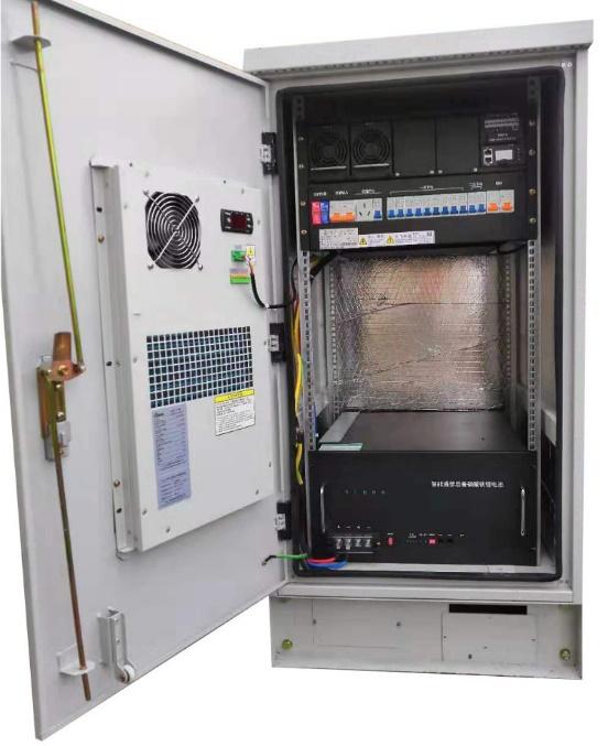 W-TEL-PBS-Series Power battery system