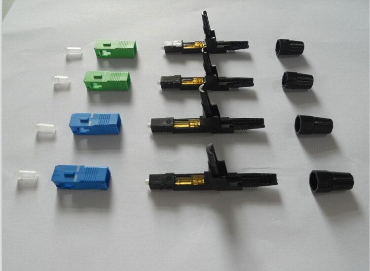 W-TEL-FFC-Series Fiber fast connector