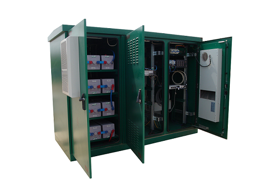 W-TEL-OTC-Series Outdoor Integrated Cabinet