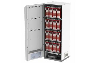 W-TEL-OBC-Series Outdoor Battery Cabinet