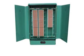 W-TEL-CCA-Series Copper Cross connection Cabinet