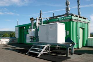 W-TEL-BTS-Series Telecom Mobile Container Shelter
