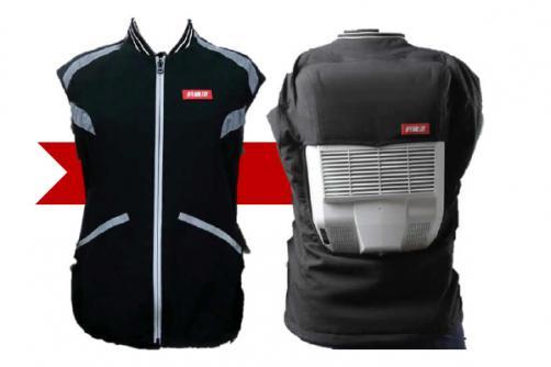 W-TEL-WAC-系列可穿戴空调衣