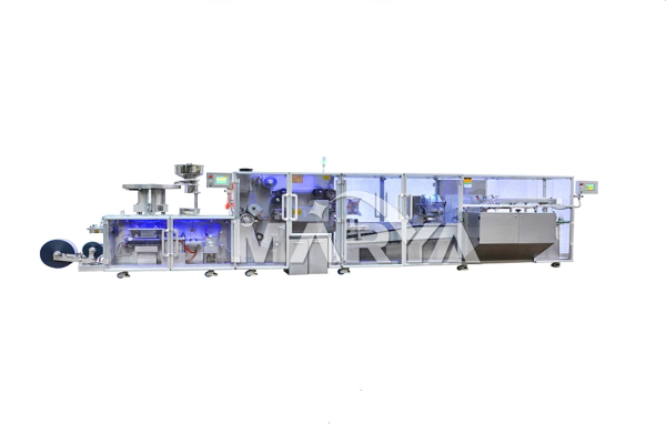 Automatic Blister Packaging Line
