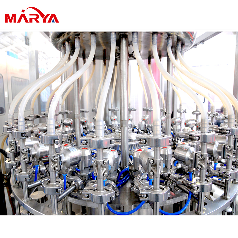 Glass Bottle IV Infusion Production Line