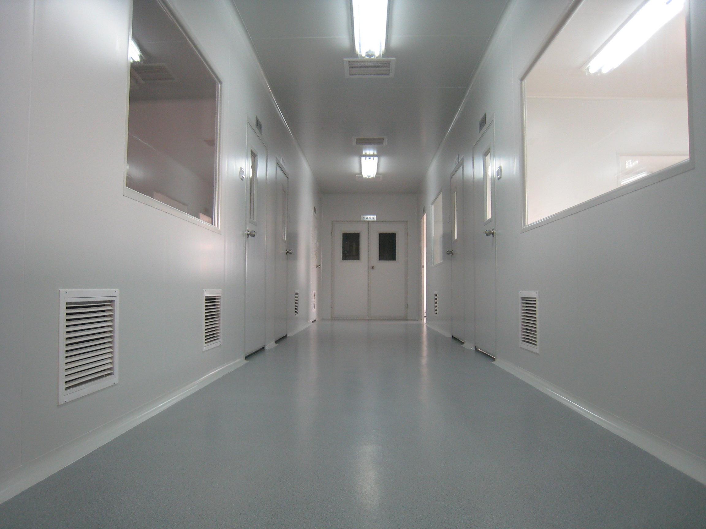 Clean Room Flooring