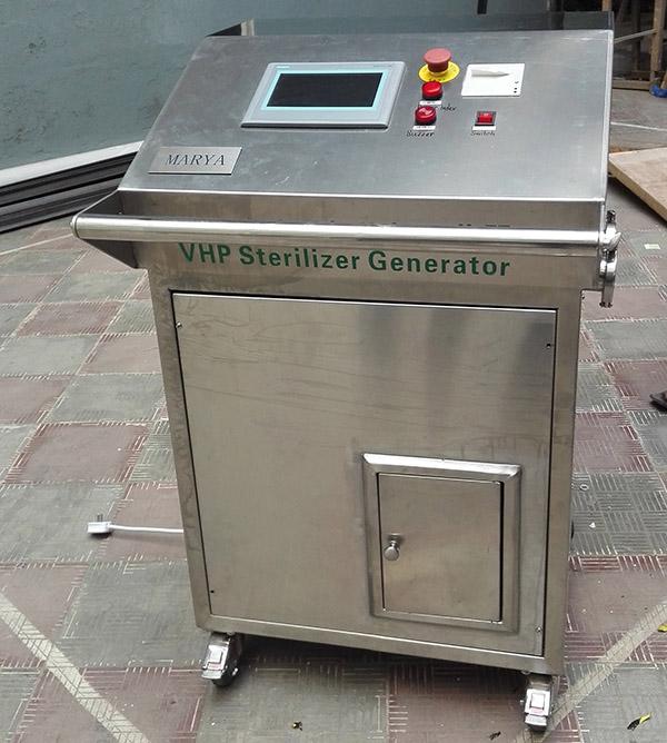 Hydrogen Peroxide Plasma Sterilizer for Hospital