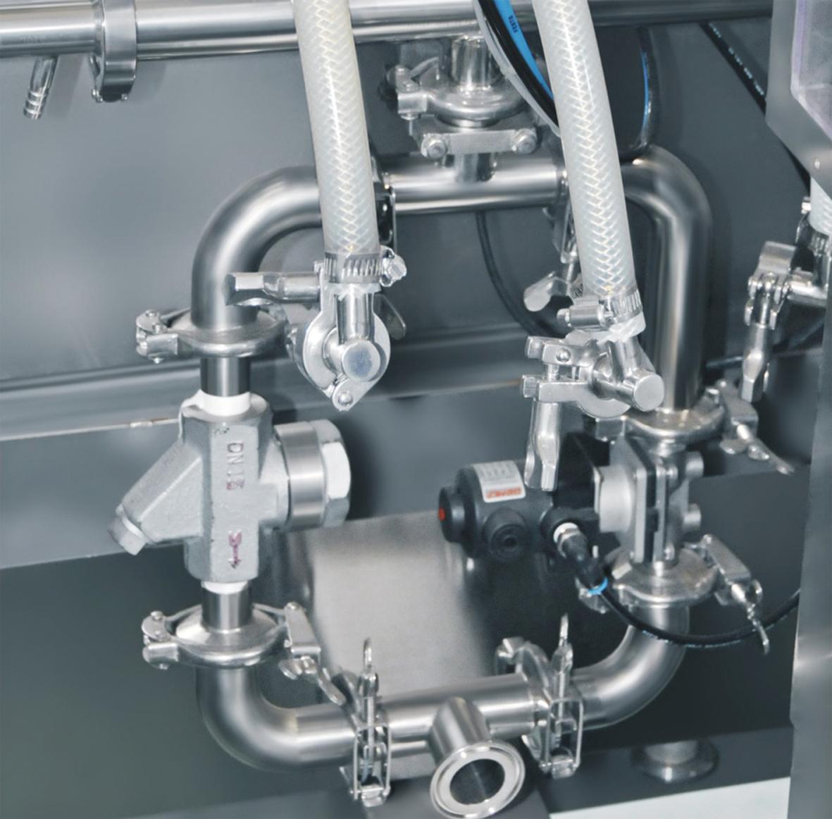 Non PVC Soft Bag IV Solution Filling Machine