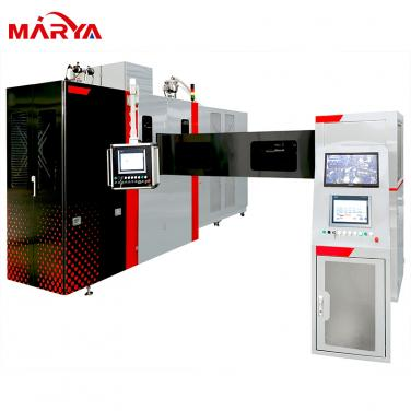 Pharmaceutical BFS Machine for Plastic Ampoules & IV Infusion Bottles