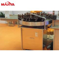 Automatic Syrup Liquid Filling Production Line