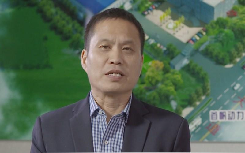 首帆动力设备制造有限公司海外总经理 张勇