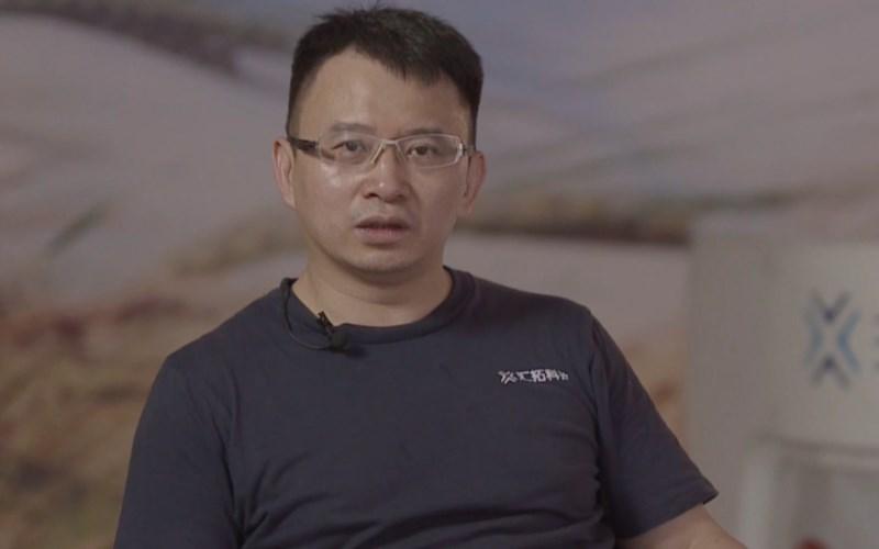 常州汇拓科技有限公司总经理 胡家鑫