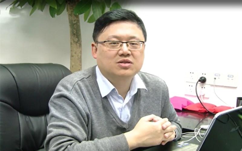 上海笙霖机电科技有限公司总经理 吴总