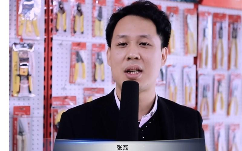 无锡鼎顺兴五金科技有限公司总经理 张磊