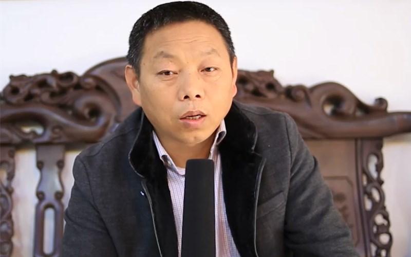 无锡市元鼎机械制造有限公司总经理 陈监元