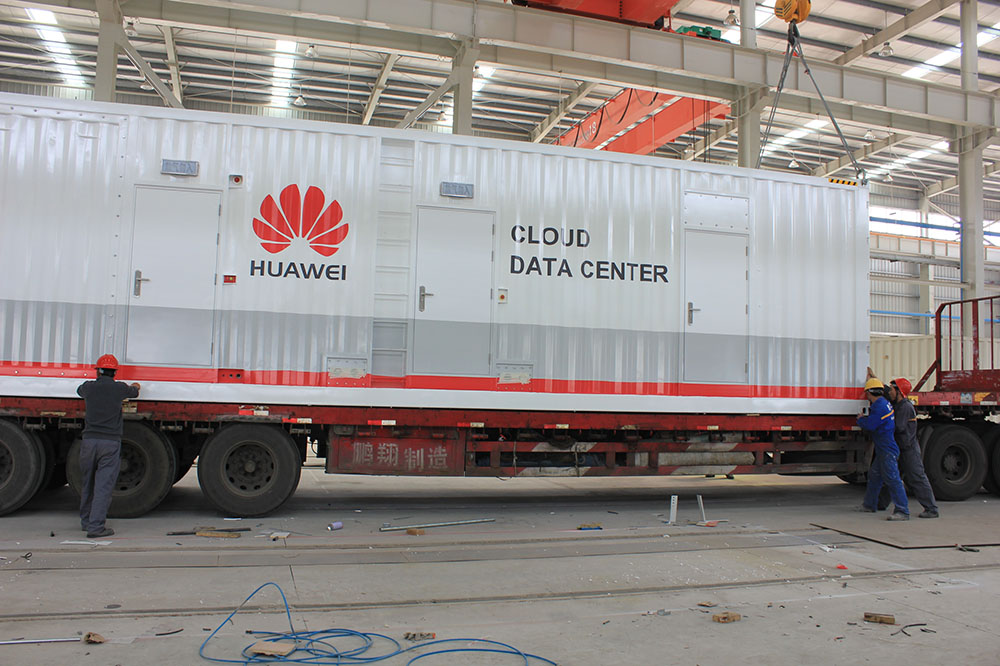 Archispace Huawei Power Gengrator Container