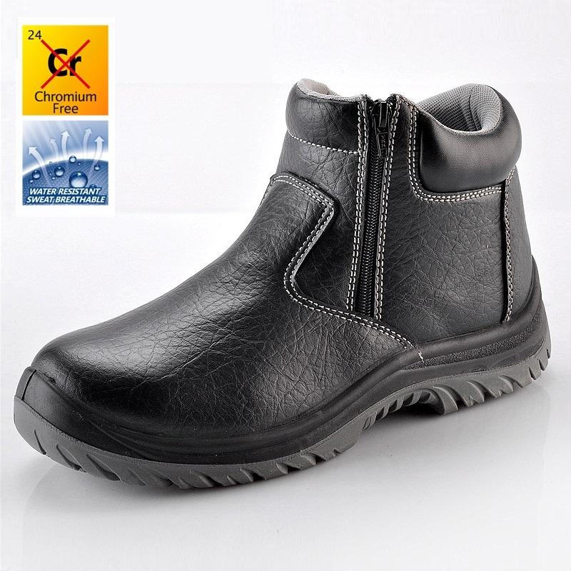 Sécurité Le Avec M 8160 Fermeture Eclaire Coté Chaussure De Sur UzpVqSM