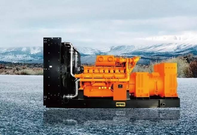 开架式柴油发电机组