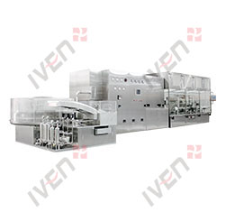 shanghai IVEN Injectable Ampoule Production Line