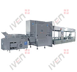 shanghai IVEN Injectable Vial Production Line