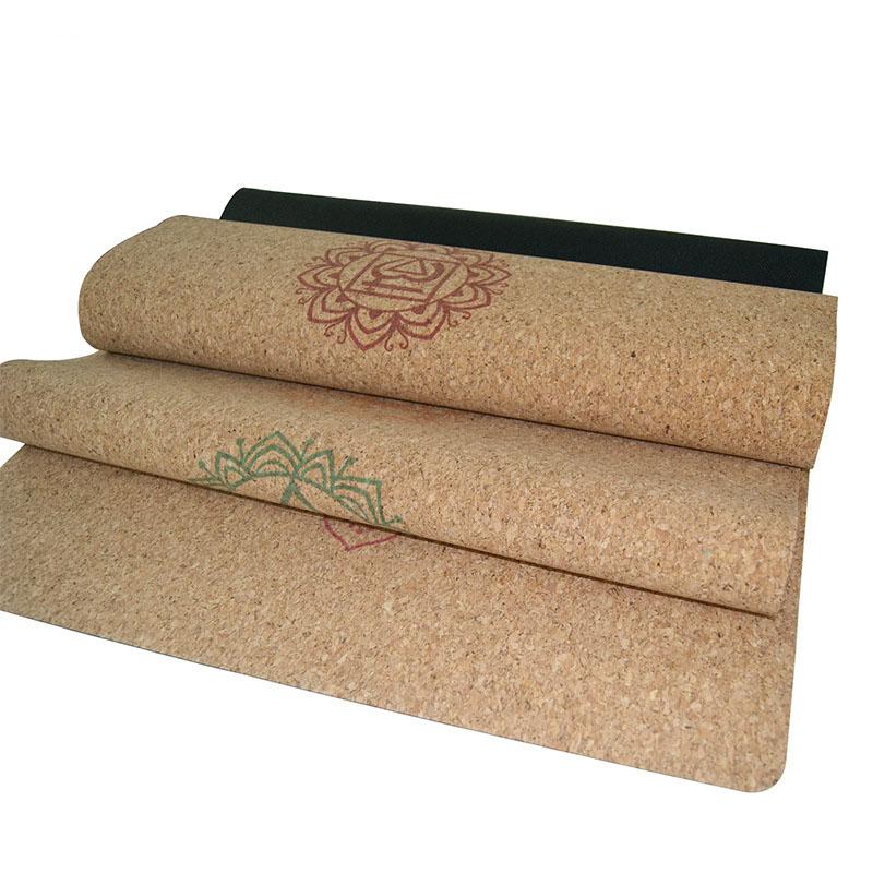 MEISTE INDUSTRIAL Has Wide Range Of Laser Cork Yoga Mat
