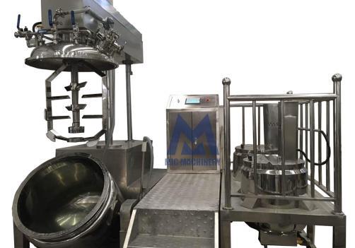 Vacuum Emulsifying Homogenizer Mixer wanted-Choose Vacuum