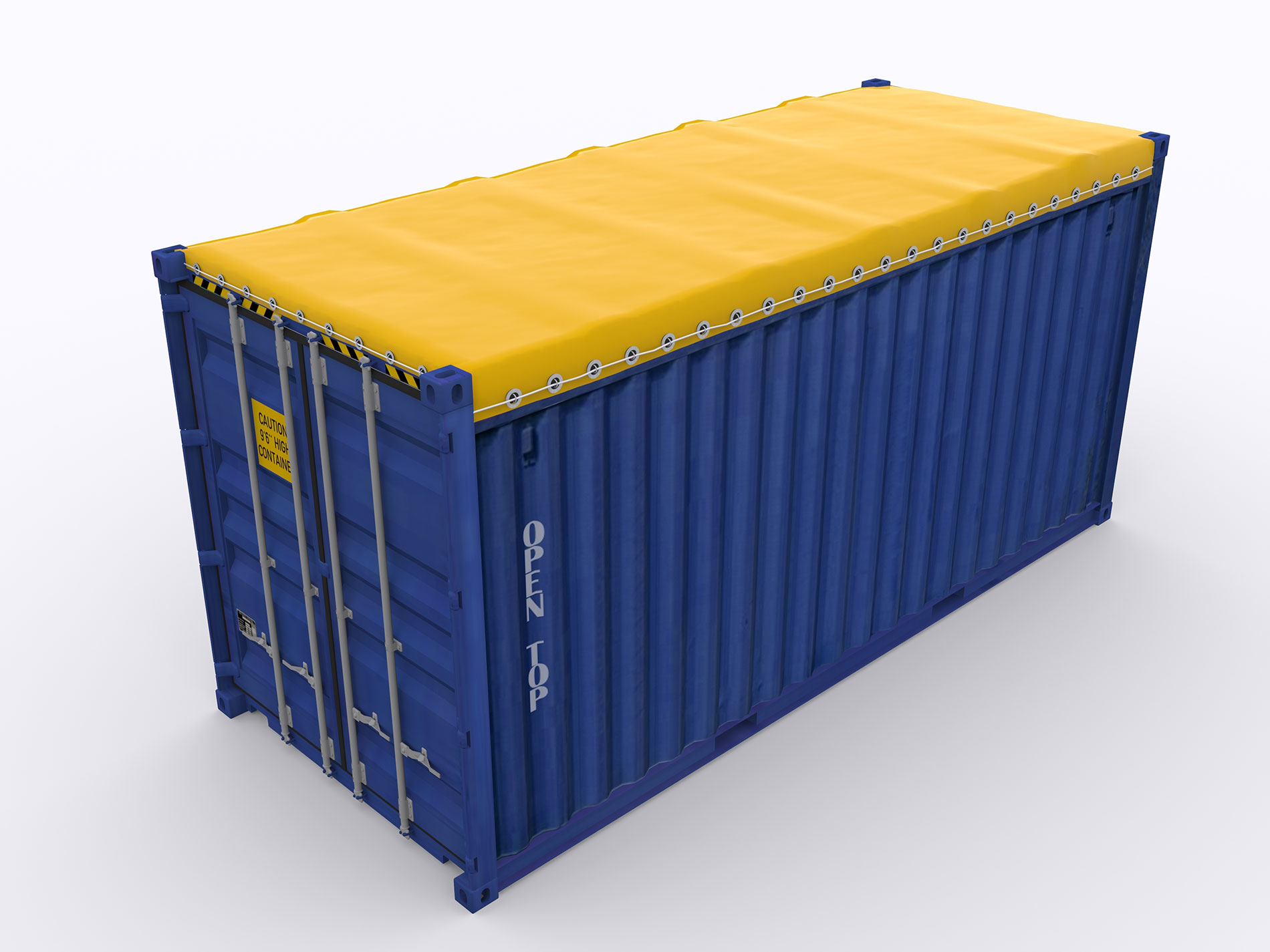 Open Top Container/Hard Top Container, OT/HT