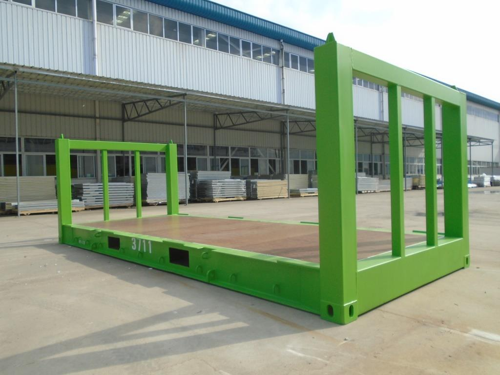 Flat Rack Container, FR/FH