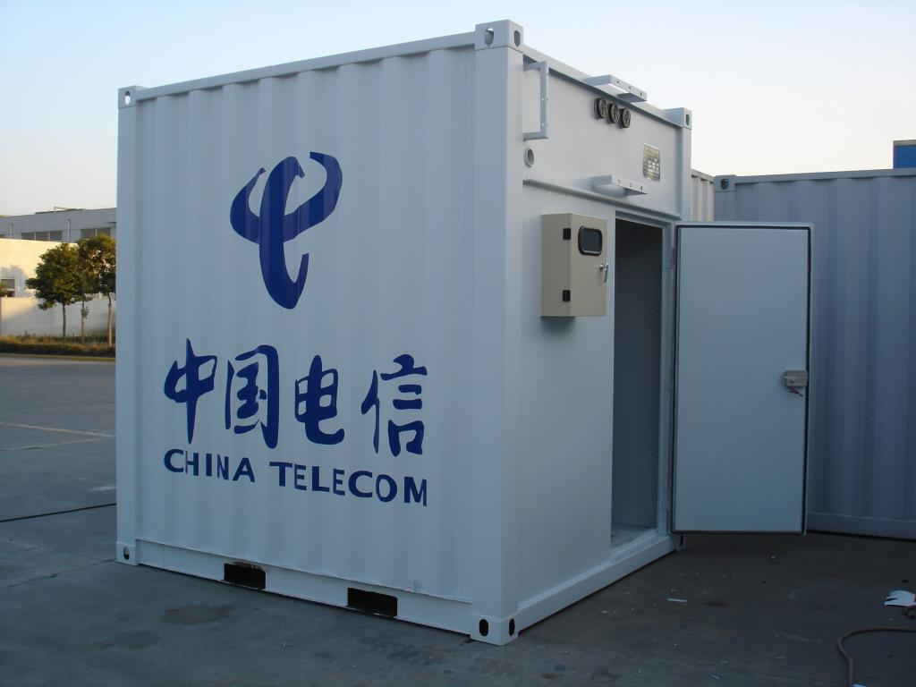 Communication Equipment Container