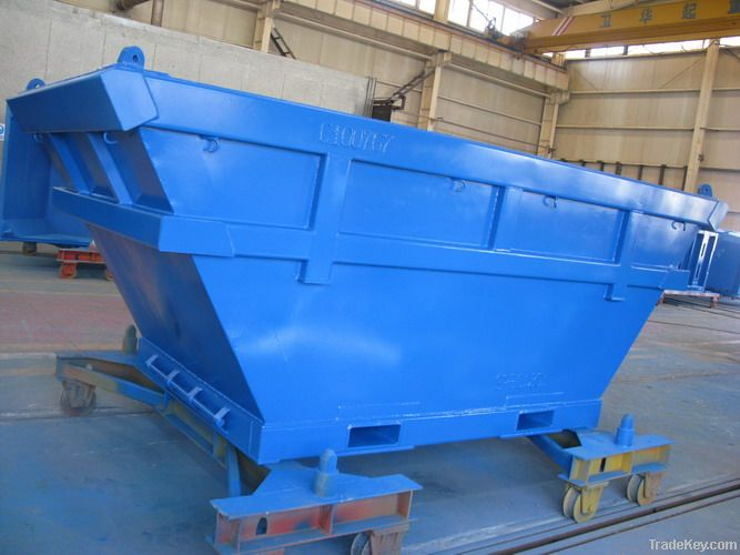 Offshore Dustbin Container