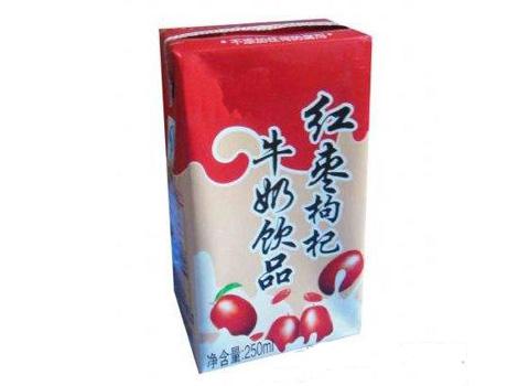date milk