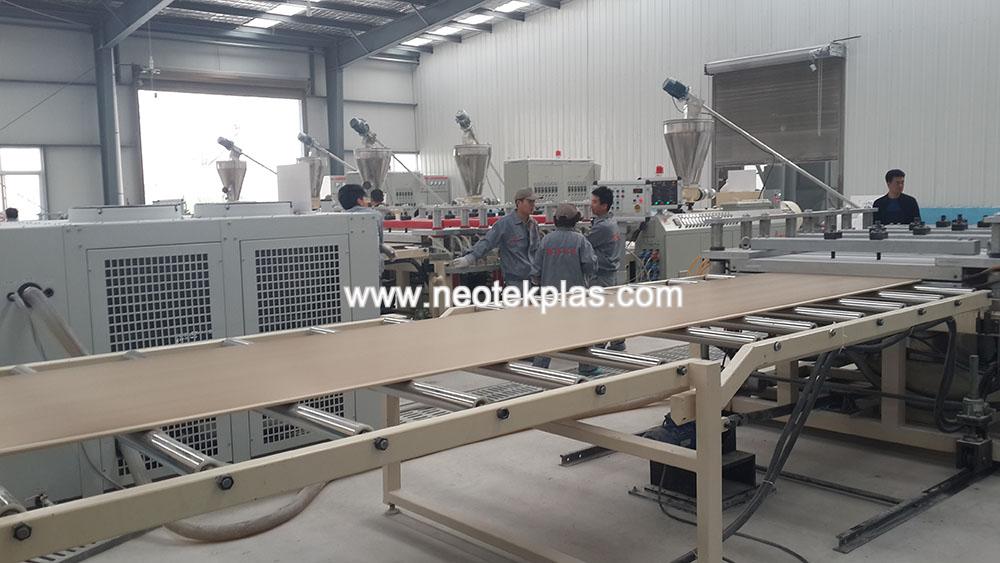 西安PVC发泡板客户