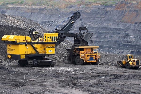 Equipos de minería