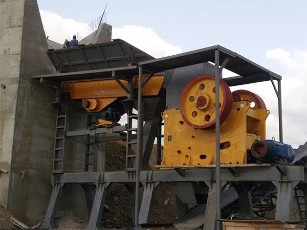 Complete Crushing And Screening Plant Supplied In Senegal