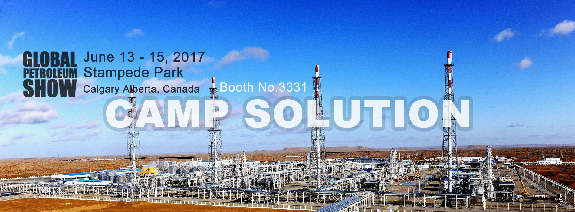 Global Petroleum Show 2017