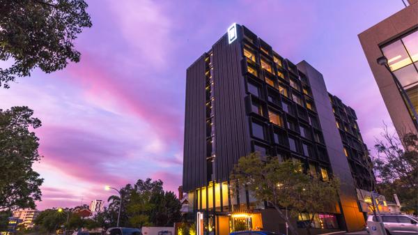 7 layers Modular Hotel.Austrlia