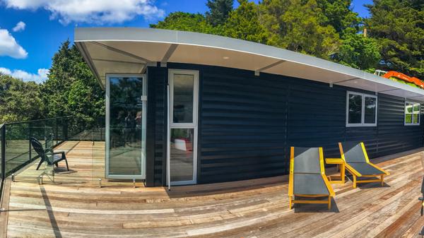 New Zealand Modular Villa