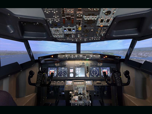 Release Day Of iFSim B737 Cockpit (Version 2)
