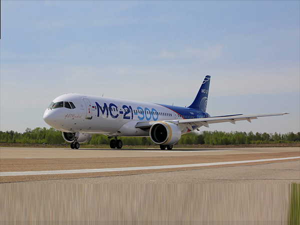 MC-21 Makes First Flight