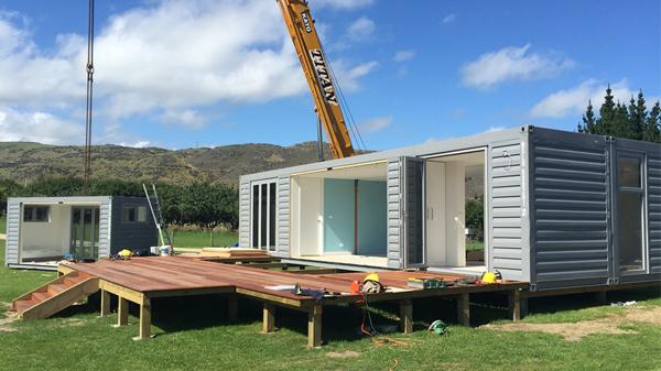 New Zealand Modular house